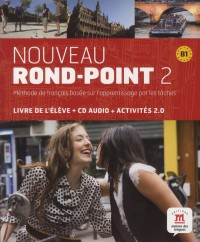 Nouveau Rond Point 2 Eleve + CD