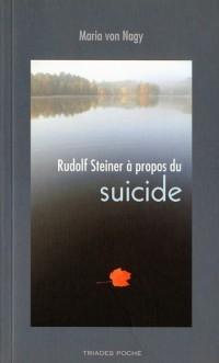 R.steiner a propos du suicide