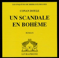 Un scandale en Bohême (coffret 1 CD)