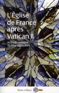 Eglise de France Après Vatican II - 1965-1975 (l')