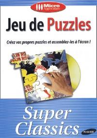 Jeu de puzzles : CD-ROM