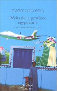 Récits de la province égyptienne