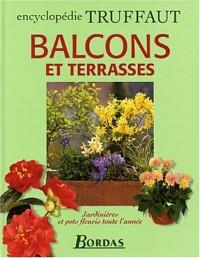 Balcon et Terrasse : Jardinières et pots fleuris toute l'année