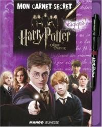 Mon carnet secret : Magique ! Avec un stylo