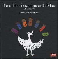 Abécédaire : La cuisine des animaux farfelus