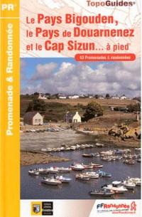 Pays Bigouden Douarnenez Cap Sizun a Pied - 29 - Pr - P294