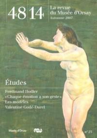 48/14 la Revue du Musee d'Orsay N25 Automne 2007