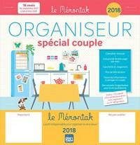 Organiseur Mémoniak spécial Couple 2017-2018