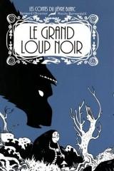 Le grand loup noir