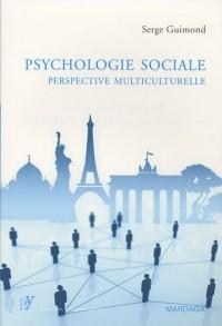 Psychologie sociale : perspective multiculturelle