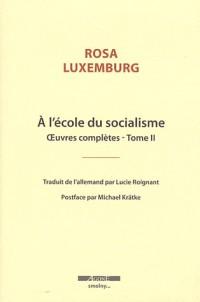 A l'Ecole du Socialisme