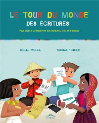 Le tour du monde des écritures