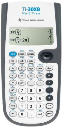 Texas Instruments TI-30XS Mulitview Calculatrice Scientifique