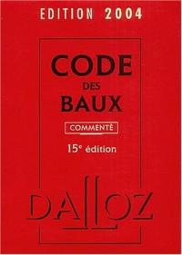 Code des baux 2004