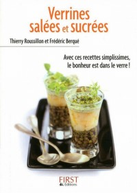 Le Petit Livre De Cuisine; verrines salées et sucrées