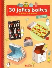 30 jolies boîtes pour garder ses tresors