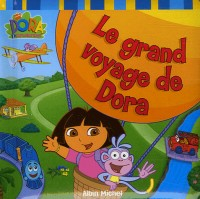 Le grand voyage de Dora