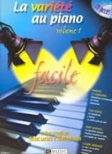La variété au piano Volume 1