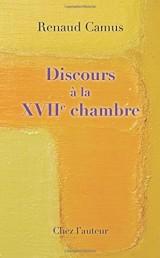 Discours à la XVIIe chambre