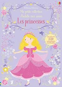 Les princesses - Ma petite collection J'habille mes amies