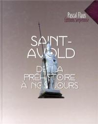 Saint-Avold de la Préhistoire à nos jours