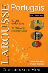 Mini dictionnaire Français-Portugais/Portugais-Français
