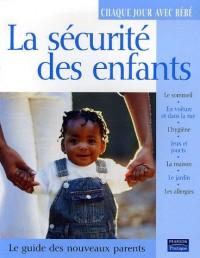 La sécurité des enfants