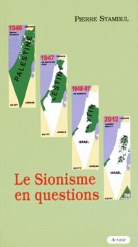 Le Sionisme en Questions