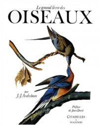 Le Grand Livre des oiseaux