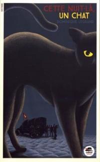 Cette nuit-là... un chat
