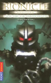 Bionicle, Tome 1 : L'île de la damnation