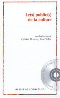 Le(s) public(s) de la culture (1 CD Rom offert)