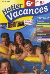 Hatier Vacances 6e