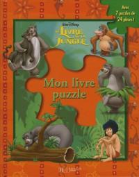 Le Livre de la jungle : Mon livre puzzle