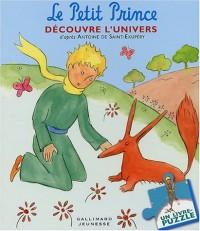 Le Petit Prince découvre l'univers (Livre puzzle)