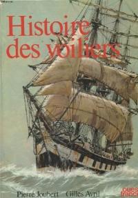 Histoire des voiliers