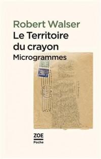 Le territoire du crayon : Proses des microgrammes