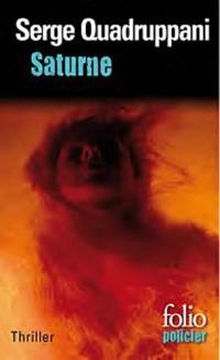 Saturne : Une enquête de la commissaire Simonnello