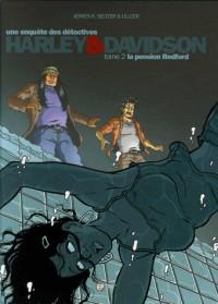 Une enquête des détectives Harley & Davidson, Tome 2 : La Pension Redford