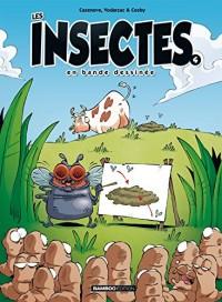 LES INSECTES EN BD T04