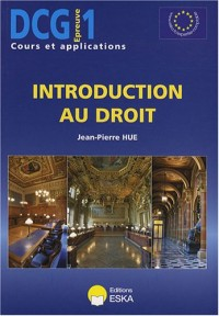 Introduction au droit DCG1