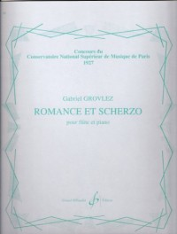 Romance et Scherzo