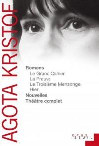 Romans, Nouvelles, Theatre Complet