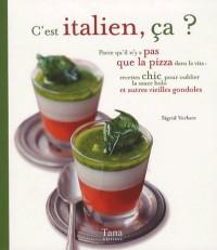 C'est italien, ça ?