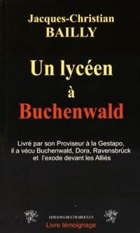 Un lycéen à Buchenwald