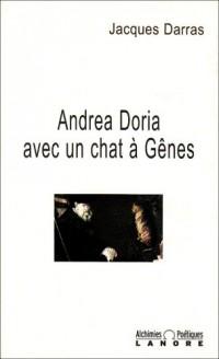 Andre Doria avec un Chat a Genes
