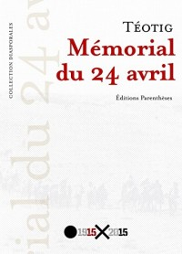 Mémorial du 24 avril