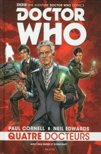 Doctor Who. les 4 Docteurs