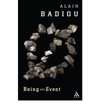 [ BEING AND EVENT BY BADIOU, ALAIN](AUTHOR)PAPERBACK