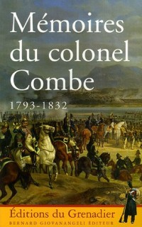 Mémoires du colonel Combe 1793-1832